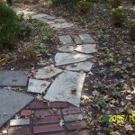 Recycled Paving