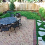 Boral Clay Patio with Firepit