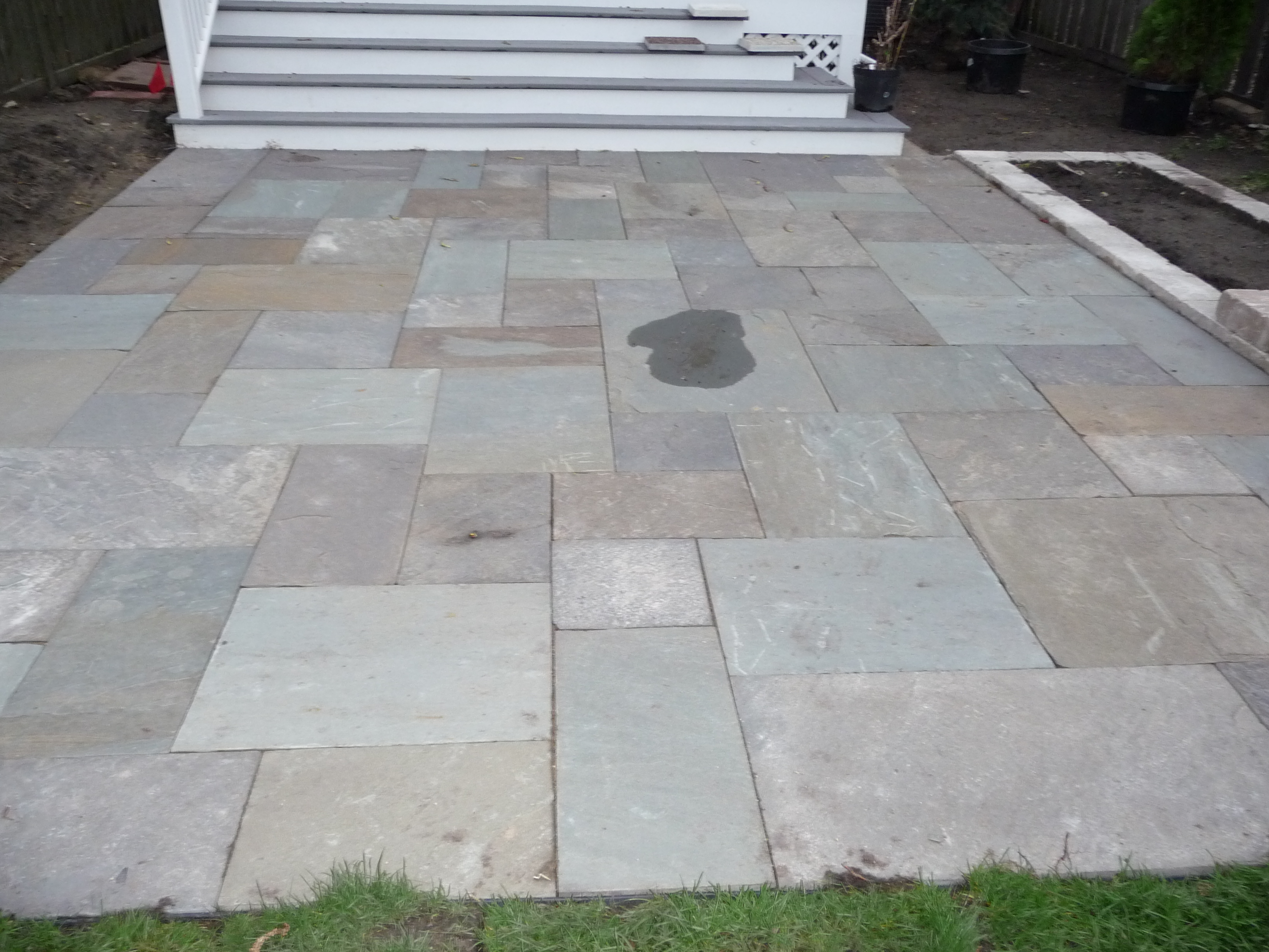 43 new blue stone patio images patio design central for Bluestone porch
