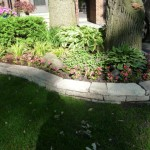 Fond Du Lac Wall Stone Retaining Wall Adds Curb Appeal